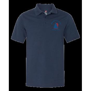 MCSC - Hanes - X-Temp Pique Sport Shirt with Fresh IQ