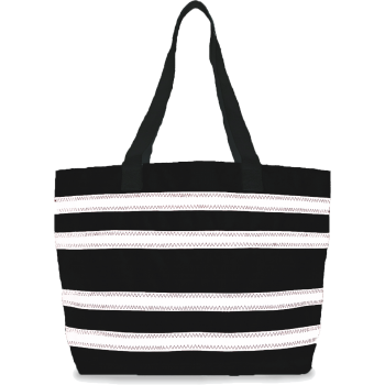 Imperial Tote - Large Striped
