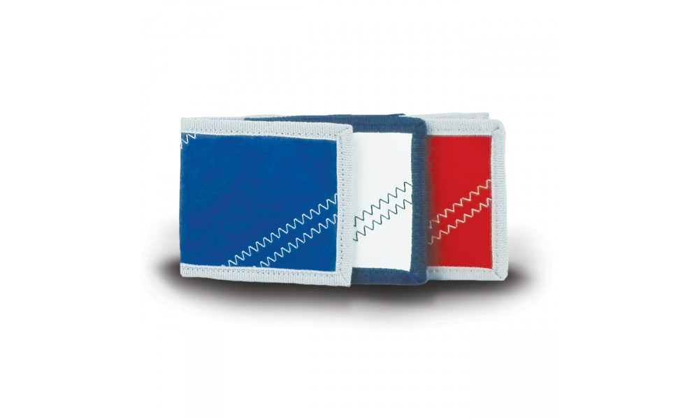 The Chesapeake Bi-Fold Wallet comes in multiple colors.