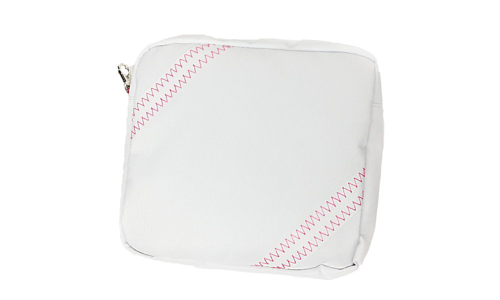 Cabana Accessory Pouch in Pink