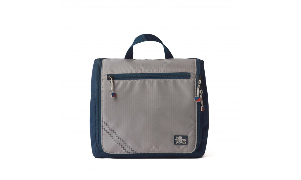 Silver Spinnaker Sundry Bag
