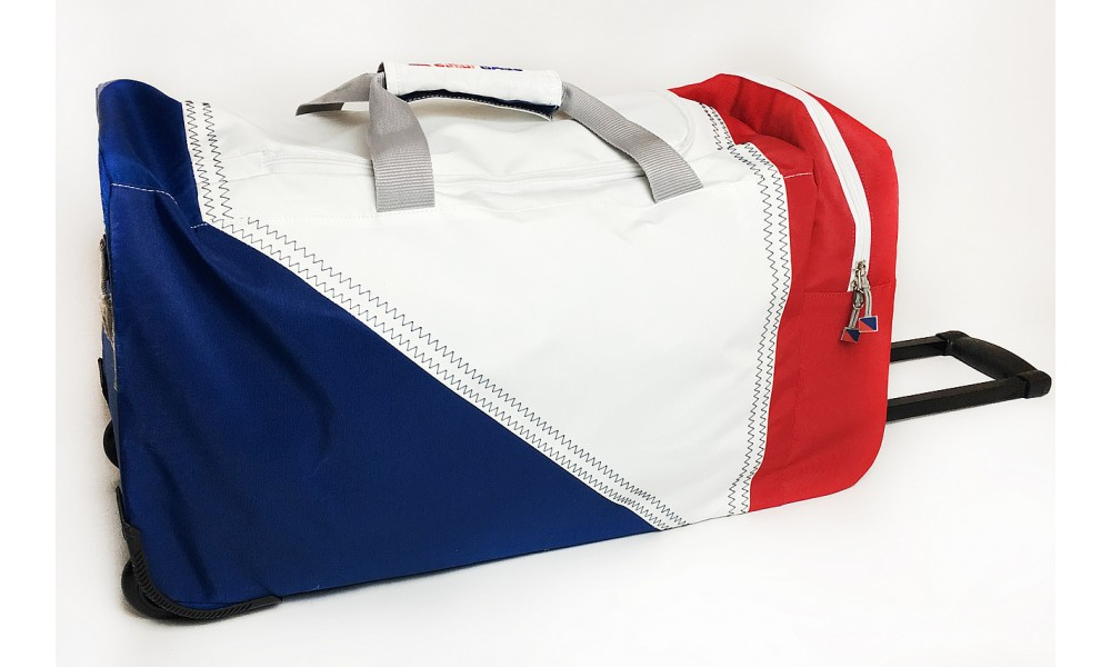 MCSC offer Tri-Sail Rolling Travel Duffel- PERSONALIZE FREE!