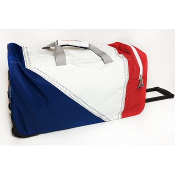 Tri-Sail Rolling Travel Duffel