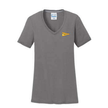 SBJSA Ladies Performance Blend V-Neck Tee