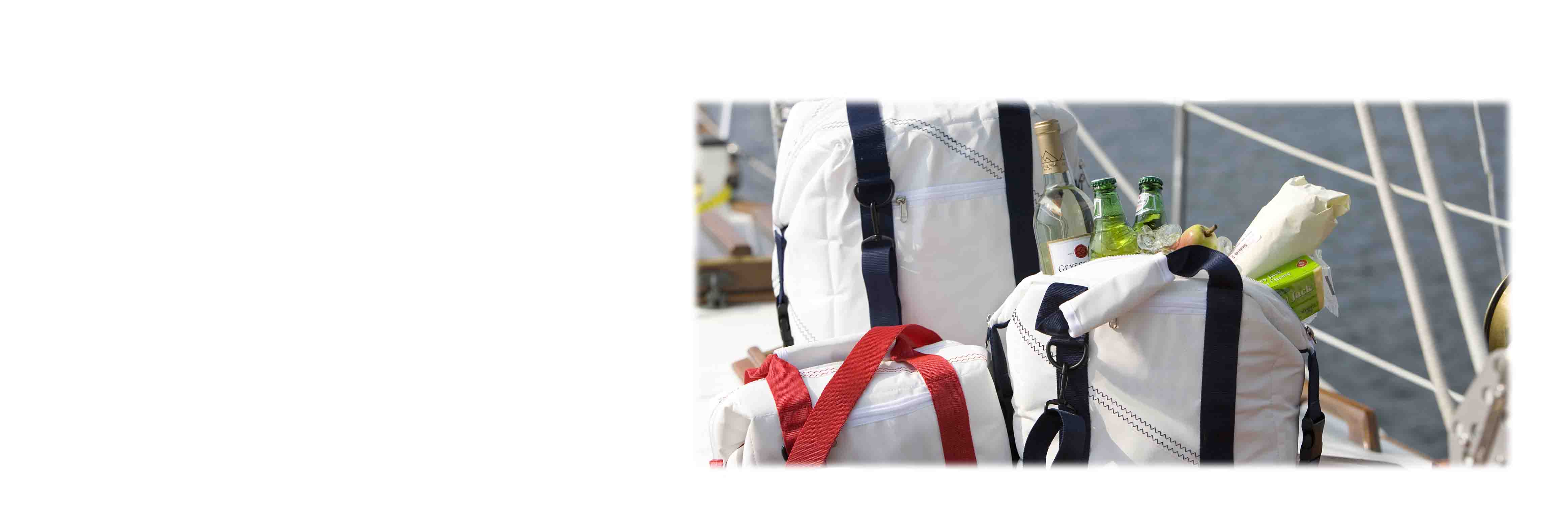 SailorBags genuine sailcloth bags and accessories